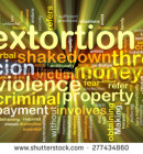 DOJ Extortion
