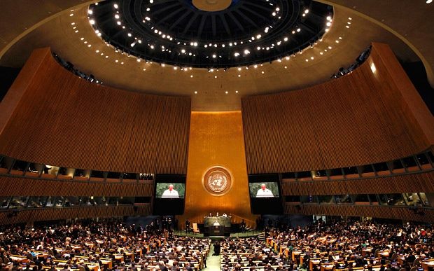 After Brexit, Amexit from United Nations