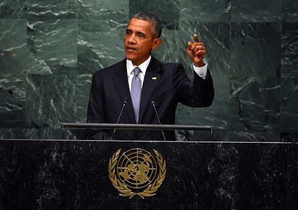 Barack Obama at United Nations