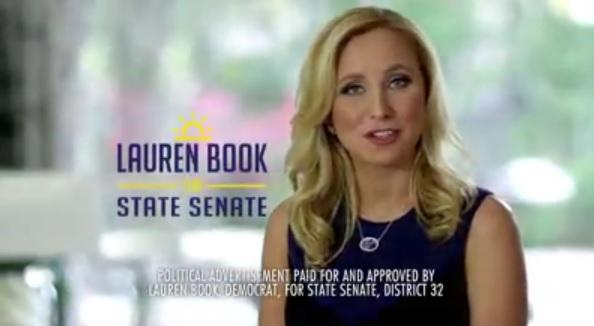 Florida State Senator Lauren Book is Political Corruption Personified