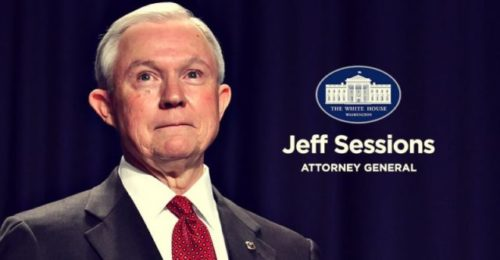 Attorney General Jeff Sessions Ends Department of Justice's Political Extortion Racket