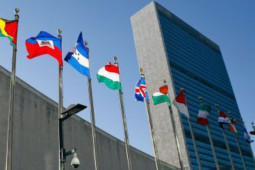 United Nations Demands United States Eliminate First Amendment