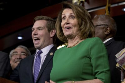 Congressman Eric Swalwell's Campaign War Chest is Flush with Cash from Corporate Donors