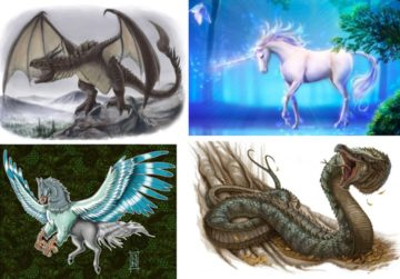 Four Mythical Creatures Indicted on Thirty Counts of Voter Fraud