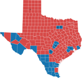 Texans are not Turning Blue