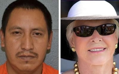 An IIlegal Alien Who 'Just Wanted a Better Life' Murdered an 83-Year-Old Woman