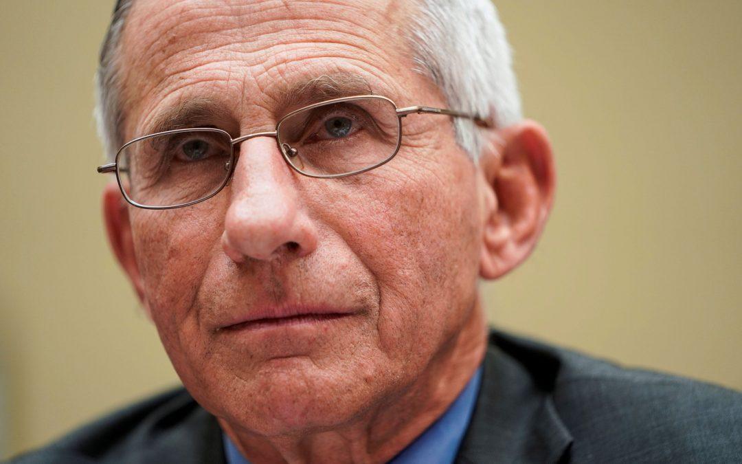 Anthony Fauci Praises New York's Response to China Virus