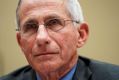 Anthony Fauci Praises New York's Response to China Virus