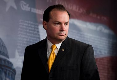 Senator Mike Lee and his Big Tech Masters